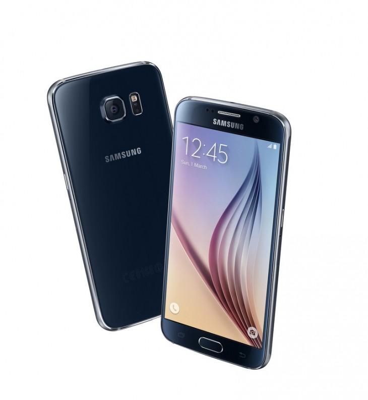 Samsung Galaxy S6 был официально представлен общественности