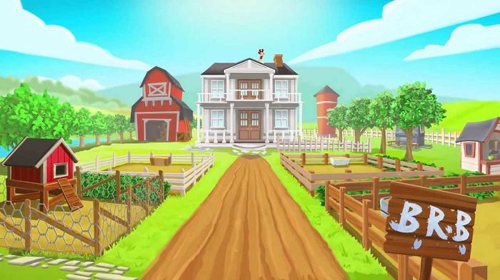 Веселая ферма 3 викинги онлайн